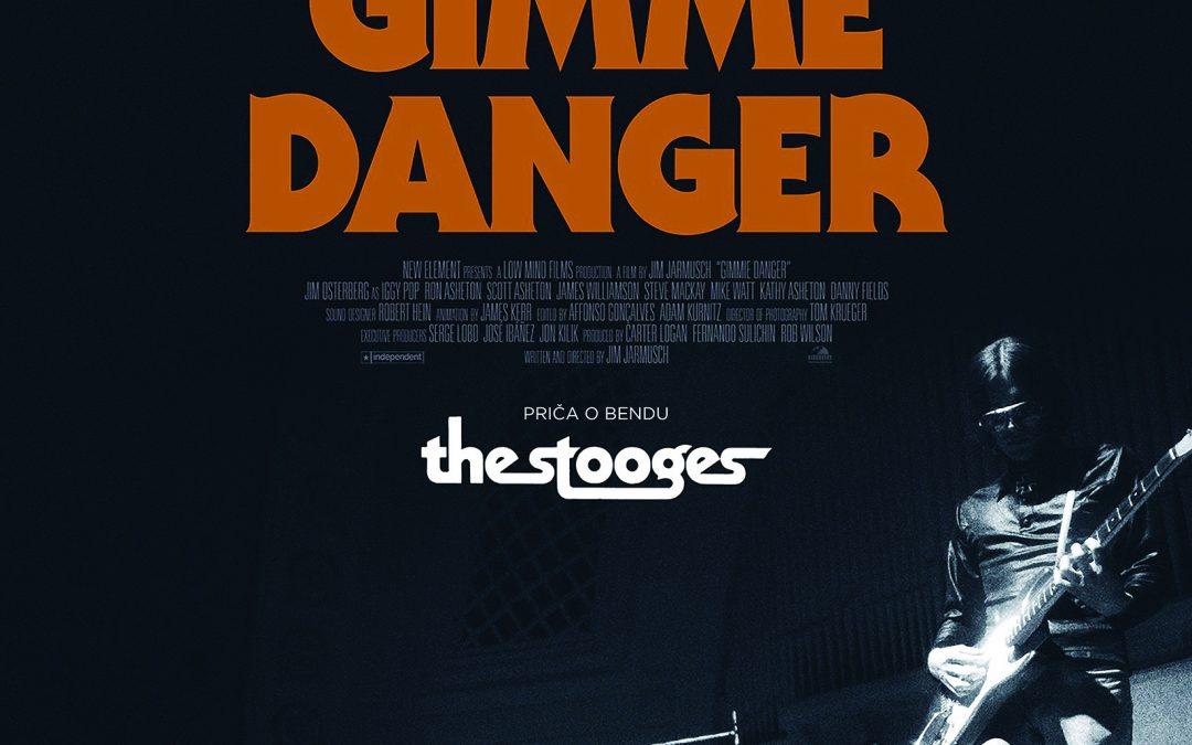 Filmodrom – GIMME DANGER