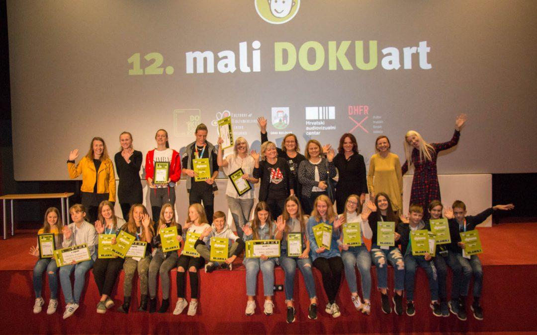 12. MALI DOKUart-nagrađeni