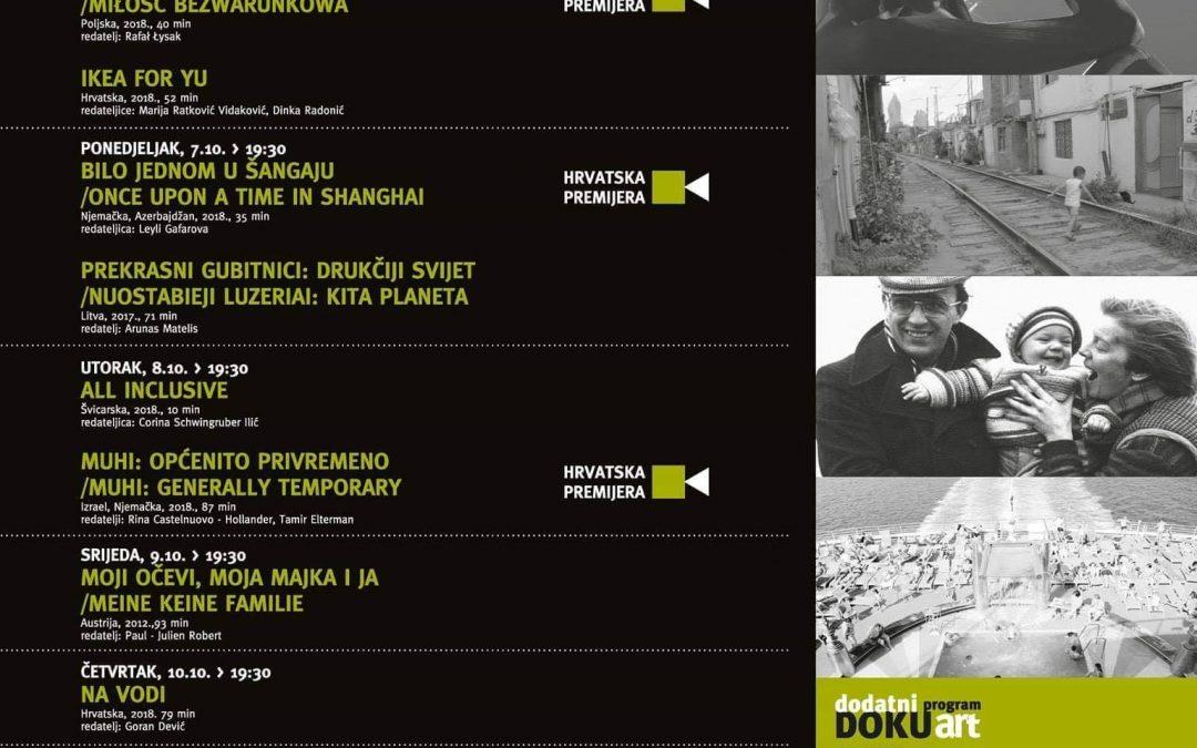 14. DOKUart festival