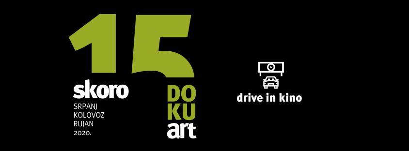 Skoro 15. DOKUart drive in kino